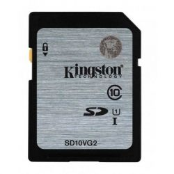 Kingston SDHC 16GB CL10 UHS-1 45MB/s