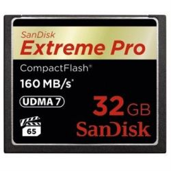 Sandisk Extreme Pro CF 32GB 160MB/s /123843/